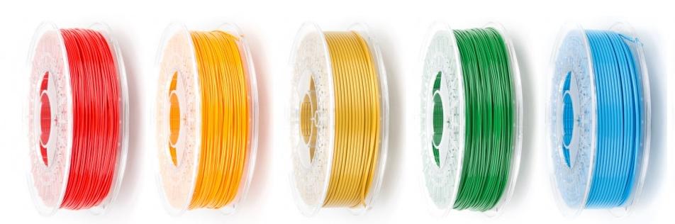 Filament material reels